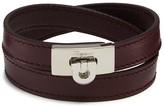 Salvatore Ferragamo Double Wrap Bracelet