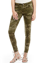 Levi's s 535 Camo Super Skinny Jeans