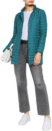 Duvetica Elare Quilted Shell Down Jacket