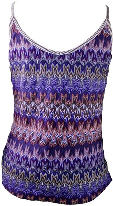 Missoni Purple Top for Women