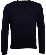 Polo Ralph Lauren Mens Crew Neck Sweater Navy