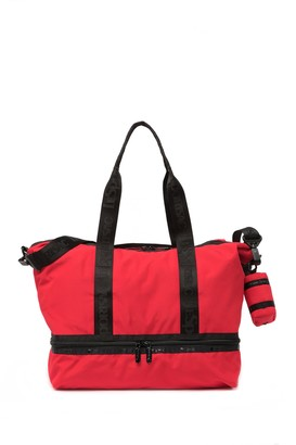 Le Sport Sac Dakota Medium Deluxe Overnight Bag
