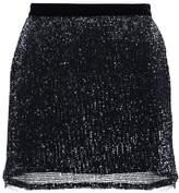 Free People Mini skirt slate