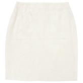 Christian Dior Ecru Viscose Skirt