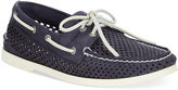 Sperry Men's A/O 2-Eye Laser Perforated Boat Shoes
