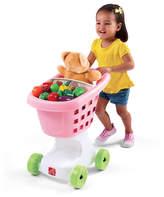 Step2 Pink Little Helpers Shopping Cart