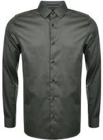 Ted Baker Marsay Shirt Khaki