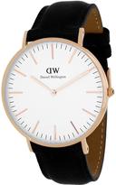 Daniel Wellington Classic Sheffield Collection 0107DW Men's Analog Watch
