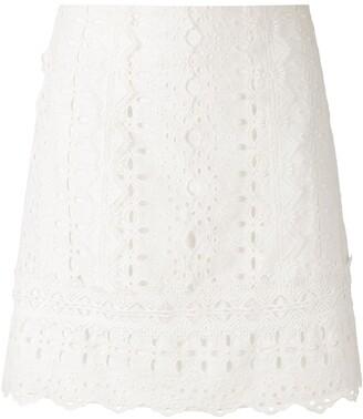 Martha Medeiros Paloma mini skirt