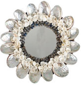 Abalone Shell Mirror