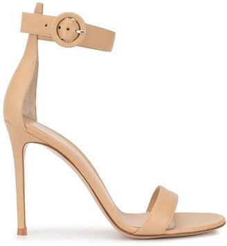 Gianvito Rossi Ankle Strap Sandals