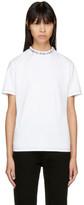 Acne Studios White Meike T-Shirt
