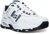 Skechers Men's Vigor 2.0 - Serpentine Wide Width Training Sneakers from Finish Line