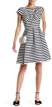 Kate Spade Bow Stripe Mariella Dress