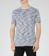 Reiss Beach Tonal Stripe T-Shirt
