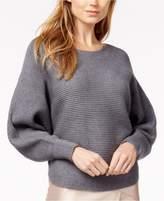 Bar III Ribbed Sweater, Created for Macy's