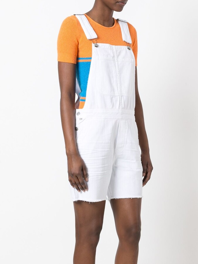 Citizens of Humanity distressed dungarees
