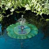 Kaleidoscope Floating Lily Fountain