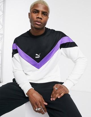 Puma Iconic Sweatshirt White