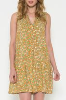 Esley Collection Flower Power Dress