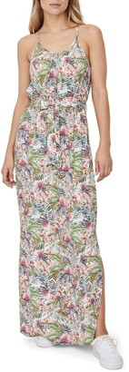 Vero Moda Simply Easy Slit Maxi Dress
