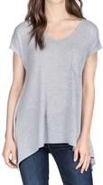 Lilla P Soft-Draped Swing Shirt - Short Sleeve (For Women)