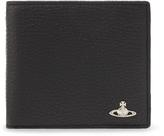 Vivienne Westwood Milano Wallet 33408 Black H 9.5cm x W 10.5cm x D 3cm