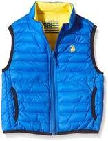 U.S. Polo Assn. Unisex Child USPA JKT Veste,Size 5