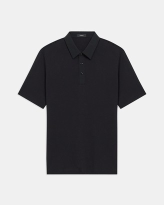 Theory Tech Polo Shirt in Function Pique