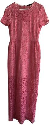 Tara Jarmon Pink Lace Dress for Women