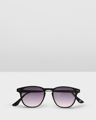 Carolina Lemke Berlin - Women's Black Round - CL7544 SG OPT 01 - Size One Size at The Iconic