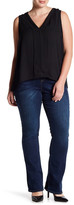 KUT from the Kloth Felicia Baby Bootcut Jean (Plus Size)