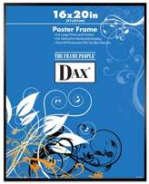 Dax Black Metal 16-Inch x 20-Inch Poster Frame