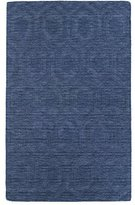 Kaleen Rugs Imprints Modern Hand-Tufted Area Rug, Blue, 2' x 3'