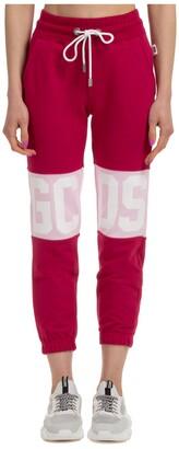 GCDS Logo Print Sweatpants