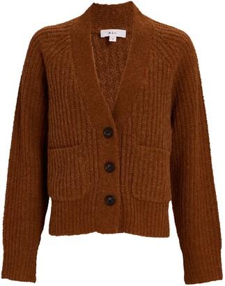 A.L.C. Cleveland Rib Knit Cardigan