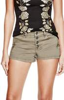 G by Guess Women's Marisol Mid-Rise Denim Shorts