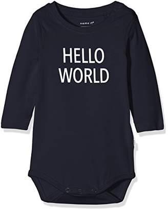 Name It Baby Nbndelufido Ls Body Noos Footies
