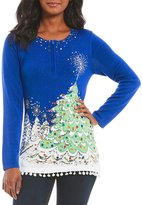 "Berek Tree Top Twilight"" X-Mas Sweater"