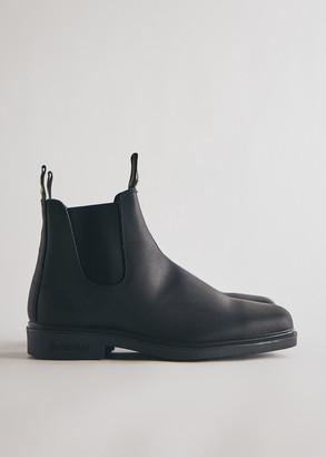 Blundstone Men's Chelsea Boot in Black, Size 8.5   Leather