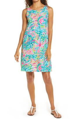 Lilly Pulitzer Kristen Floral Sundress