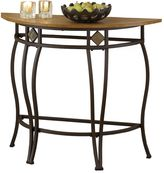Hillsdale furniture Lakeview Demilune Console Table