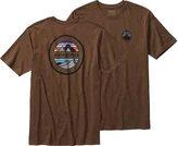 Patagonia Men's Rivet Logo Cotton T-Shirt