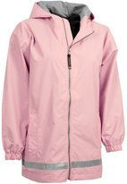 "The ""Kids' Collection"" Youth New Englander Polyurethane Rain Jacket from Charles River Apparel"