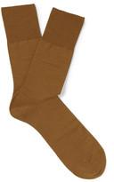Falke - Airport Virgin Wool-blend Socks