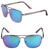 Dockers Caravan 58mm Square Sunglasses