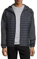 The North Face Upholder ThermoballTM Hybrid Jacket, Black