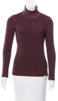 M Missoni Textured Wool Turtleneck