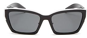 Prada Women's Cat Eye Sunglasses, 56mm