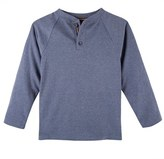 Andy & Evan Infant Boy's Stretch Cotton Henley